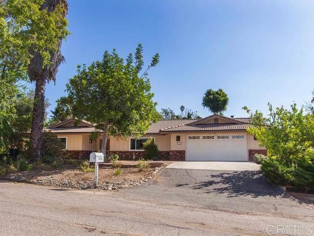 110 Alva Ln, Fallbrook, CA 92028 (#190056815) :: Dannecker & Associates