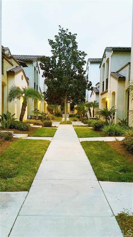 1326 Caminito Nazario #55, Chula Vista, CA 91915 (#190057085) :: Neuman & Neuman Real Estate Inc.