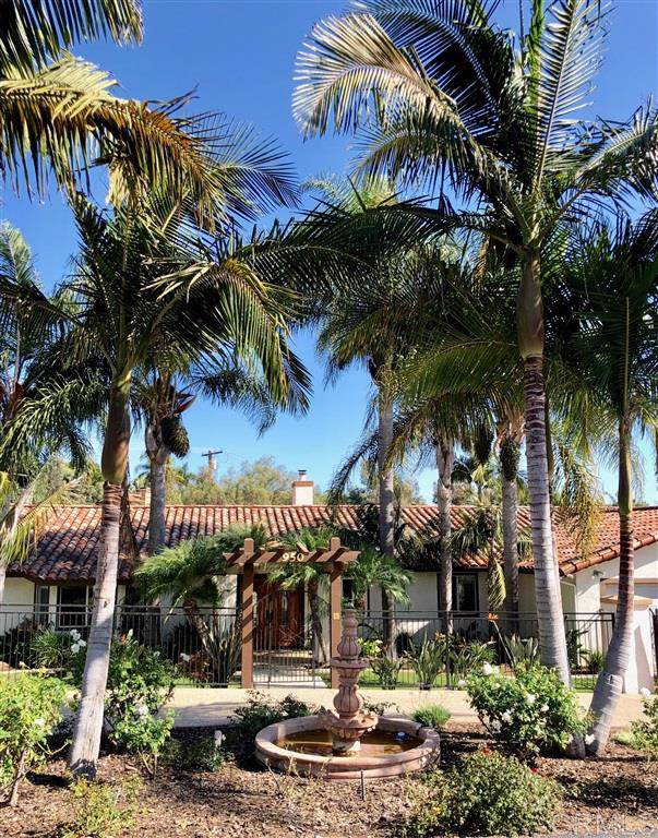 950 Rancho Santa Fe Road, Encinitas, CA 92024 (#190057256) :: The Stein Group