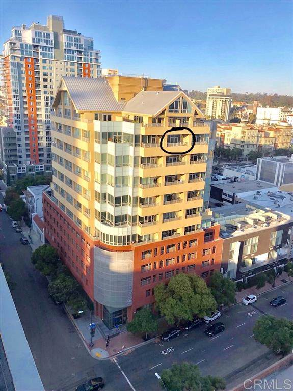 350 W Ash St #1108, San Diego, CA 92101 (#190057580) :: The Yarbrough Group