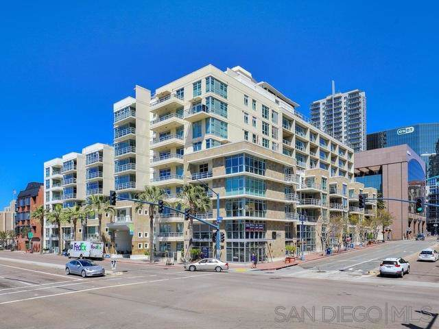 1431 Pacific Hwy #301, San Diego, CA 92101 (#190060247) :: The Yarbrough Group