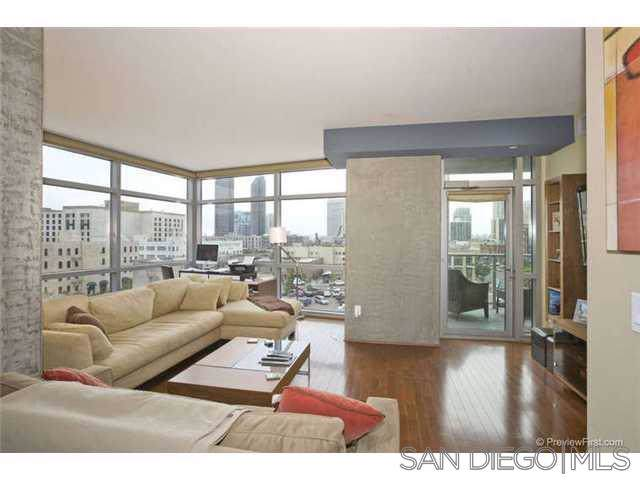 800 The Mark Ln #510, San Diego, CA 92101 (#190061632) :: Compass