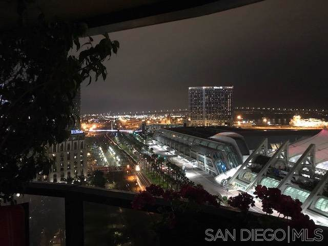 200 Harbor Drive #1002, San Diego, CA 92101 (#190062968) :: Keller Williams - Triolo Realty Group