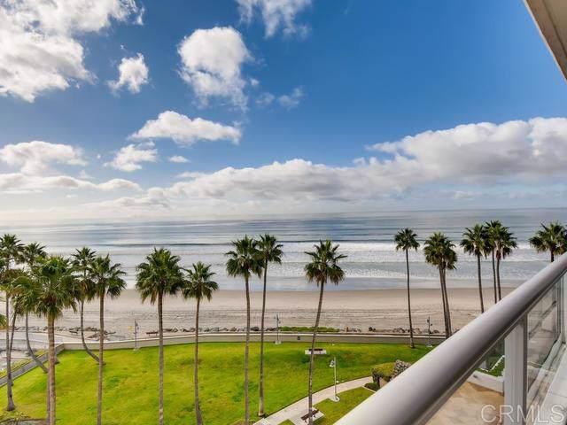 1780 Avenida Del Mundo #608, Coronado, CA 92118 (#190065008) :: Dannecker & Associates