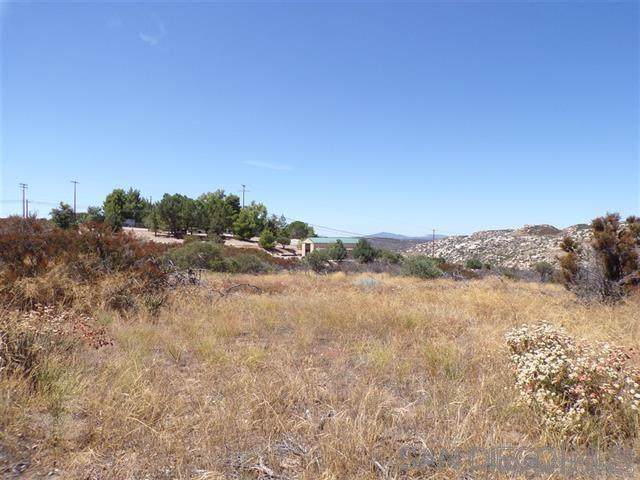 0 Old Highway 80 #15, Pine Valley, CA 91962 (#190066158) :: Neuman & Neuman Real Estate Inc.