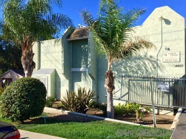 4460 Delta St #21, San Diego, CA 92113 (#200001039) :: Neuman & Neuman Real Estate Inc.