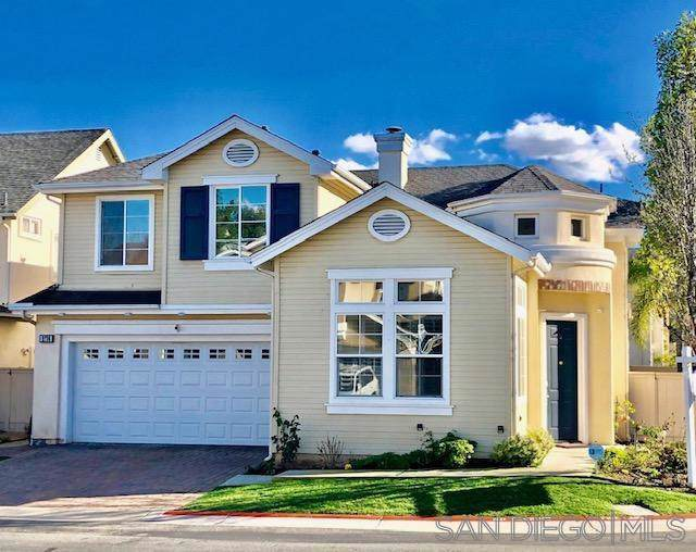 2736 W Canyon Ave, San Diego, CA 92123 (#200001683) :: Whissel Realty