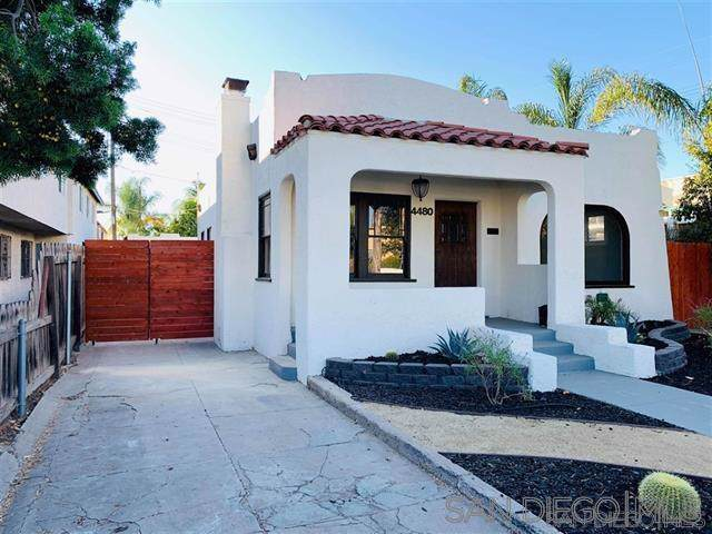 4480 41st St., San Diego, CA 92116 (#200002011) :: Whissel Realty
