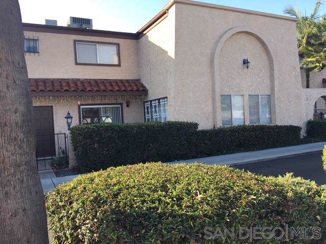 294 Chambers Street #33, El Cajon, CA 92020 (#200003723) :: Neuman & Neuman Real Estate Inc.