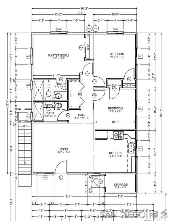 3775-3779 Teak St, San Diego, CA 92113 (#200005797) :: Keller Williams - Triolo Realty Group