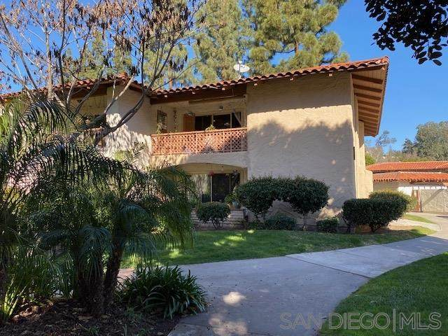 6009 Rancho Mission Rd #201, San Diego, CA 92108 (#200005987) :: Cane Real Estate