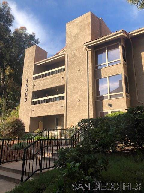 10300 Caminito Cuervo #63, San Diego, CA 92108 (#200006297) :: Cane Real Estate