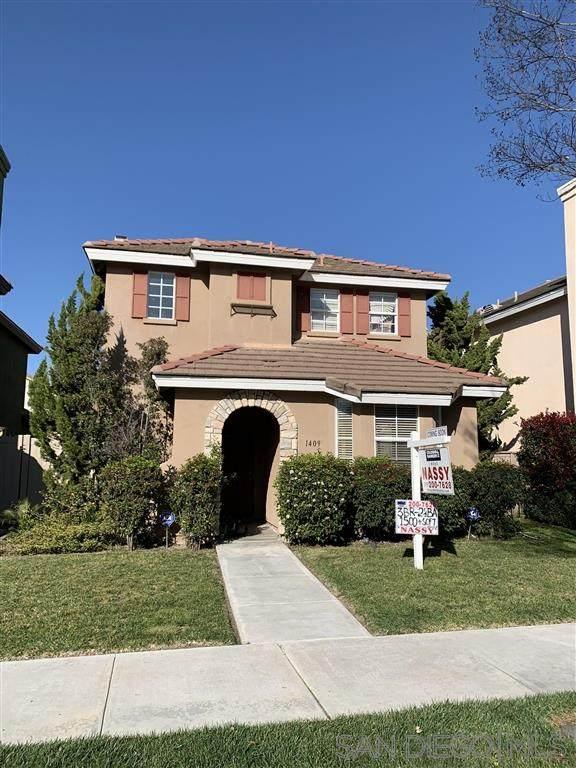 1409 Vallejo Mills St, Chula Vista, CA 91913 (#200007018) :: Neuman & Neuman Real Estate Inc.