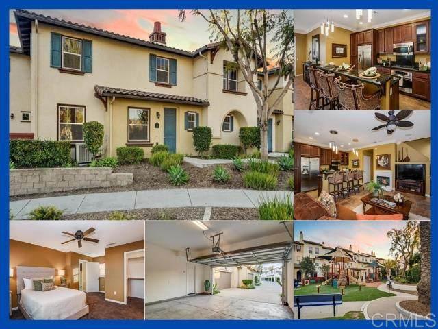 2175 Desert Hare Ct #117, Chula Vista, CA 91915 (#200007318) :: Cane Real Estate
