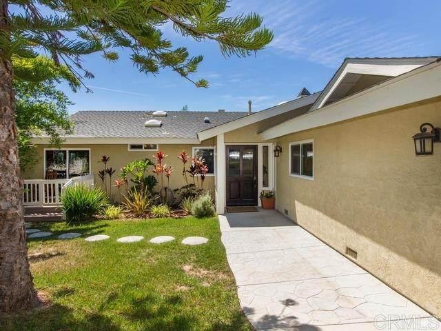 539 Morro Rd., Fallbrook, CA 92028 (#200007333) :: Neuman & Neuman Real Estate Inc.