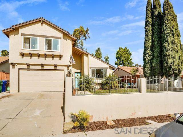 9174 Camino Lago Vista, Spring Valley, CA 91977 (#200008226) :: Be True Real Estate