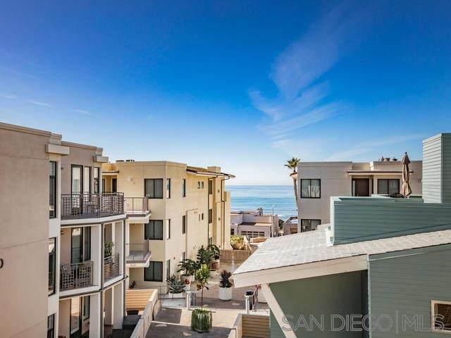5440 La Jolla Blvd E307, La Jolla, CA 92037 (#200008251) :: Cane Real Estate