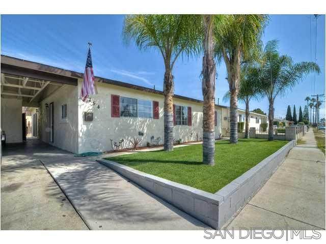 7754 Prairie Mound Way, San Diego, CA 92139 (#200008532) :: Allison James Estates and Homes
