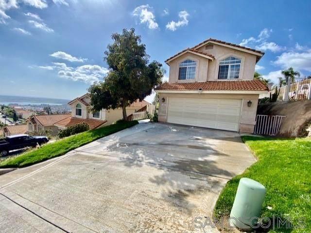 1452 La Mesa Cove, Spring Valley, CA 91977 (#200009274) :: Keller Williams - Triolo Realty Group