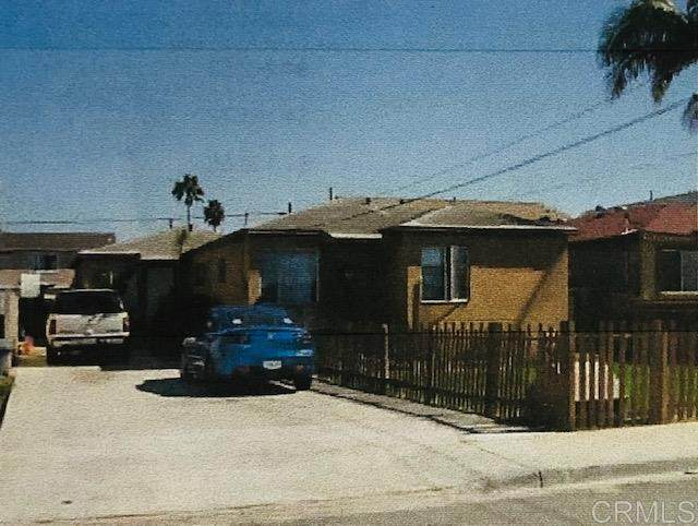 843/845 10TH ST, Imperial Beach, CA 91932 (#200011990) :: Keller Williams - Triolo Realty Group