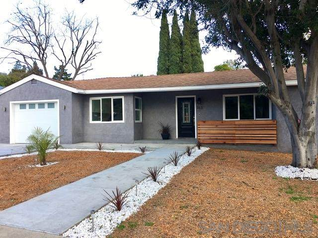 763 Brockton Street, El Cajon, CA 92020 (#200014749) :: Whissel Realty