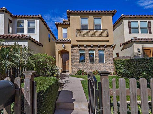 1346 Thomas Ave, San Diego, CA 92109 (#200014807) :: Whissel Realty