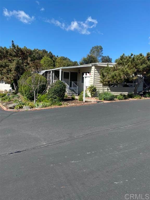 3909 Reche Rd #143, Fallbrook, CA 92028 (#200014910) :: Keller Williams - Triolo Realty Group