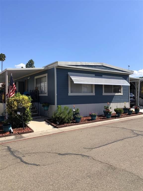 8301 E Mission Gorge Rd #306, Santee, CA 92071 (#200014932) :: COMPASS