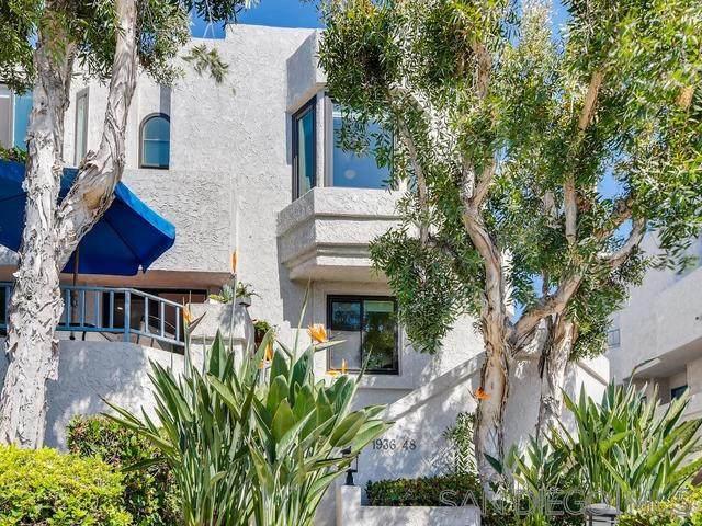 1936 Missouri St #1, San Diego, CA 92109 (#200015048) :: Cane Real Estate