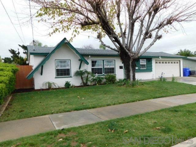 1571 Norran Avenue, El Cajon, CA 92019 (#200015211) :: Whissel Realty