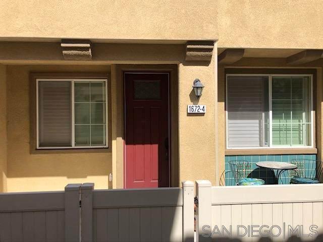 1672 Puffin Pl #4, Chula Vista, CA 91913 (#200016387) :: Cane Real Estate