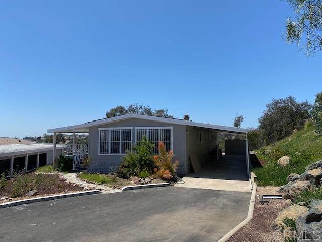 275 S S Worthington St Spc 107, Spring Valley, CA 91977 (#200018636) :: Keller Williams - Triolo Realty Group
