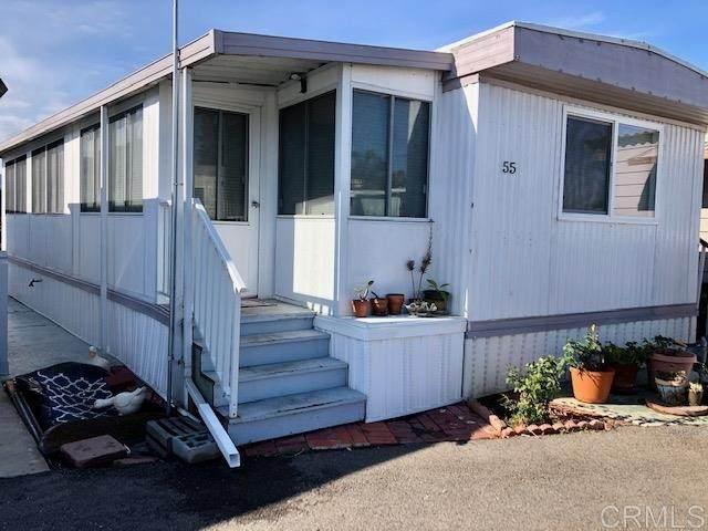 900 N Cleveland St #55, Oceanside, CA 92054 (#200024491) :: Keller Williams - Triolo Realty Group