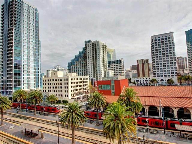 1199 Pacific Highway #703, San Diego, CA 92101 (#200024533) :: Cay, Carly & Patrick | Keller Williams