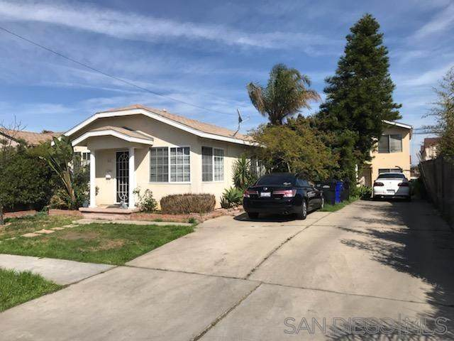 4555 36th St., San Diego, CA 92116 (#200025003) :: Farland Realty