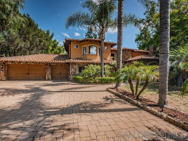 13921 Humo Dr, Poway, CA 92064 (#200025012) :: Keller Williams - Triolo Realty Group