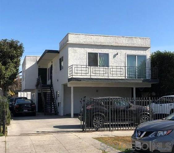 Los Angeles, CA 90016 :: Neuman & Neuman Real Estate Inc.