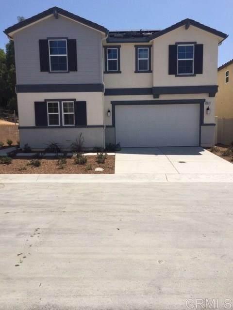 2609 Sweet Springs Dr., Spring Valley, CA 91978 (#200029248) :: Neuman & Neuman Real Estate Inc.