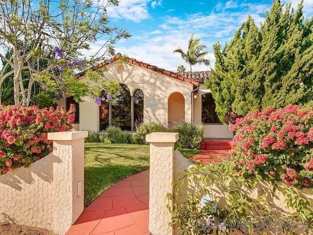 4644 Tivoli St, San Diego, CA 92107 (#200029811) :: Neuman & Neuman Real Estate Inc.