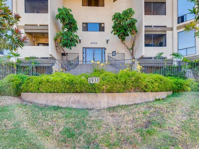 2930 Cowley Way #107, San Diego, CA 92117 (#200030090) :: Yarbrough Group