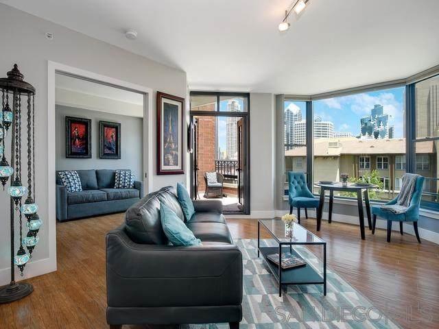 500 W Harbor Dr #623, San Diego, CA 92101 (#200030574) :: Neuman & Neuman Real Estate Inc.