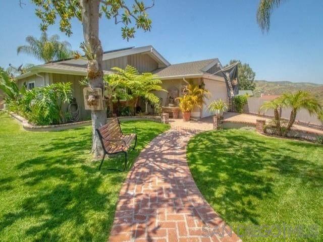 8225 Hillandale Drive, San Diego, CA 92120 (#200032248) :: Allison James Estates and Homes