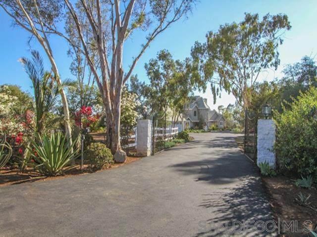 16544 Franzen Farm Rd, San Diego, CA 92127 (#200036191) :: Neuman & Neuman Real Estate Inc.