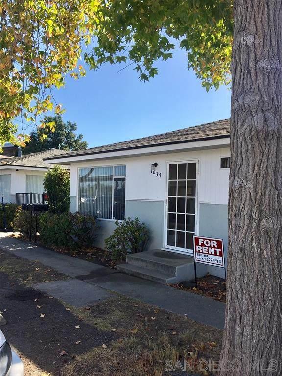 1033-1039 Dennstedt Place, El Cajon, CA 92020 (#200038818) :: Neuman & Neuman Real Estate Inc.