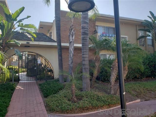 471 Ballantyne St #53, El Cajon, CA 92020 (#200043889) :: SunLux Real Estate