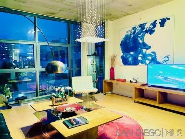 1494 Union St #504, San Diego, CA 92101 (#200045010) :: Tony J. Molina Real Estate