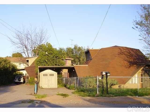 1013-15 Oro Street, El Cajon, CA 92021 (#200045142) :: Tony J. Molina Real Estate