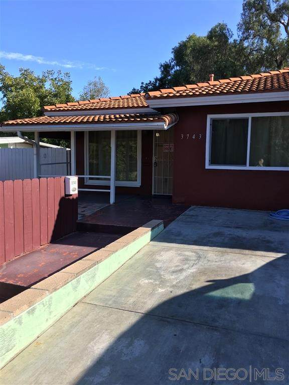 3743 College Ave, San Diego, CA 92115 (#200045358) :: Compass