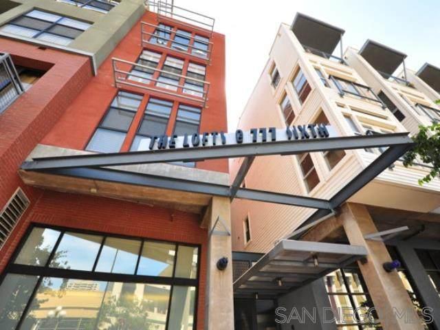 777 6th Ave #411, San Diego, CA 92101 (#200045396) :: Tony J. Molina Real Estate