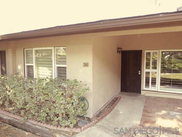 9320 Earl St #56, La Mesa, CA 91942 (#200047523) :: Cay, Carly & Patrick | Keller Williams